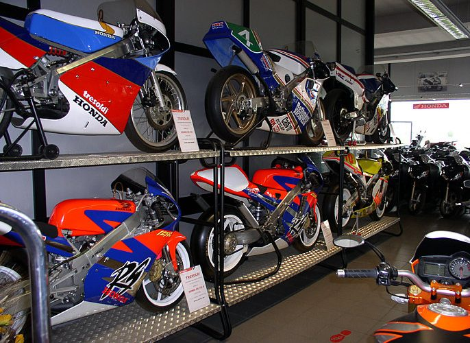 Moto e Scooter usate in vendita Italia mercato bazar